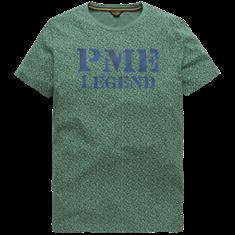 PME Legend Short sleeve r-neck Play LW AOP
