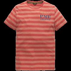 PME Legend Short sleeve r-neck S.J YD stripe