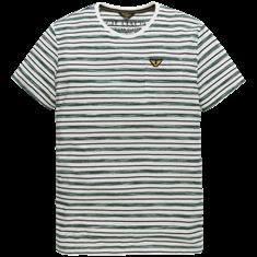 PME Legend Short sleeve r-neck Space YD Strip