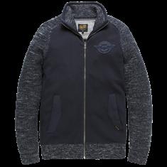 PME Legend Zip jacket Cotton Wool Mix