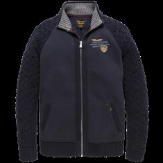 PME Legend Zip jacket Fleece Manhatten