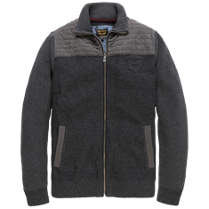 PME Legend Zip jacket Wool cotton Mix