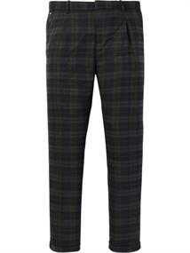 Scotch & Soda Blake - Pleated chino in structured