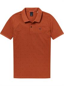 Scotch & Soda Classic all-over printed polo in cl