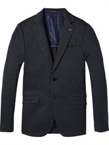 Scotch & Soda Classic knitted blazer