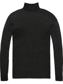 Scotch & Soda Classic turtle neck pullover in sof