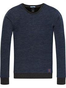 Scotch & Soda Crewneck sweat in multicolour melan