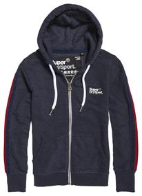 Superdry DIAMOND LABEL ZIP HOOD