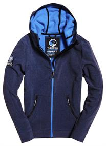 Superdry HOODED MOUNTAINEER SOFTSHELL