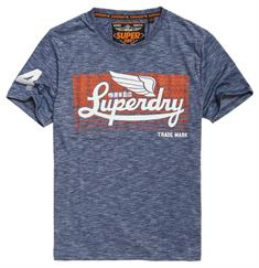 Superdry ICARUS MID WEIGHT TEE