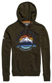 Superdry MOUNTAIN TRAIL HOOD
