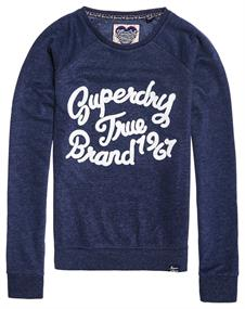 Superdry PIPER BRODERIE CREW