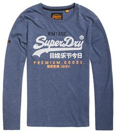 Superdry PREMIUM GOODS INFILL L/S TEE