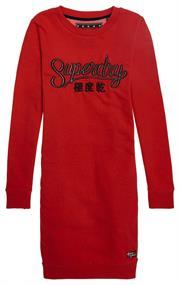 Superdry STAR SWEAT DRESS