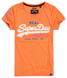 Superdry VINTAGE LOGO DUO ENTRY TEE