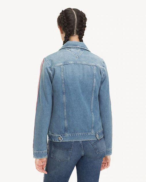 Tommy Jeans REGULAR TRUCKER JACK