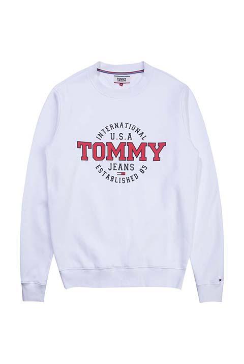 Tommy Jeans TJM CIRCULAR CREW