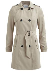VILA VITHREE LONG TRENCHCOAT-NOOS