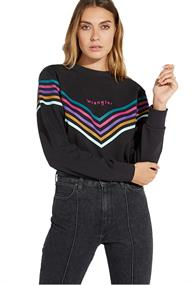 Wrangler RAINBOW SWEAT FADED BLACK